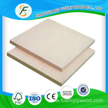 BB/BB BB/CC Grade Commercial Plywood